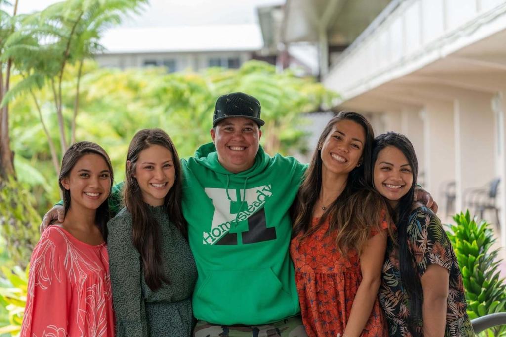 Team Photo Hawaii Rise